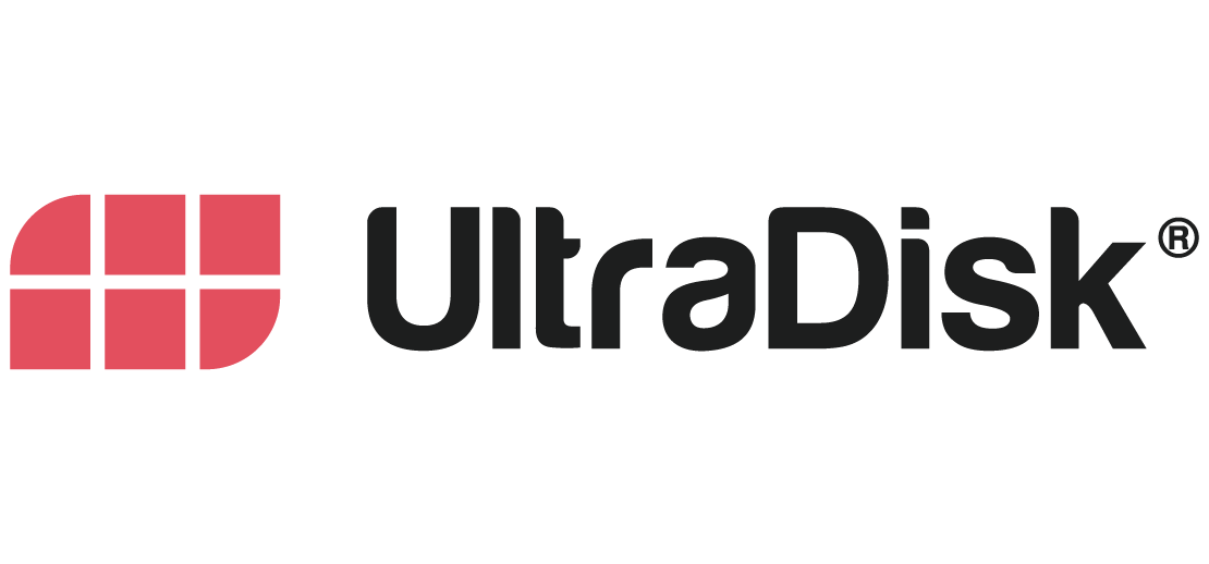 UltraDisk logo_black