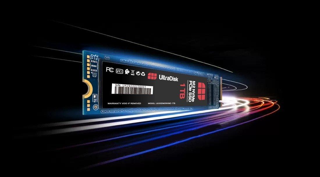 UltraDisk SSD PCIe NVMe