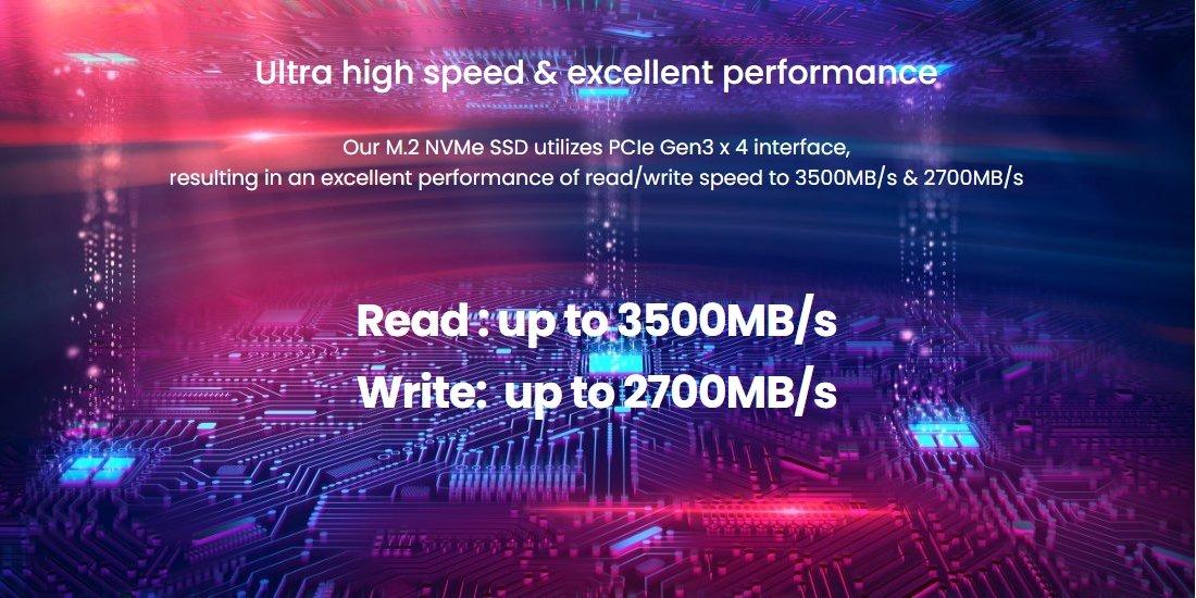 UltraDisk SSD NVMe-3